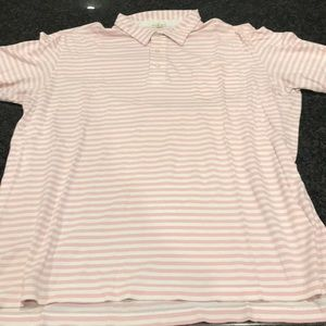 Peter millar polo shirt size xl